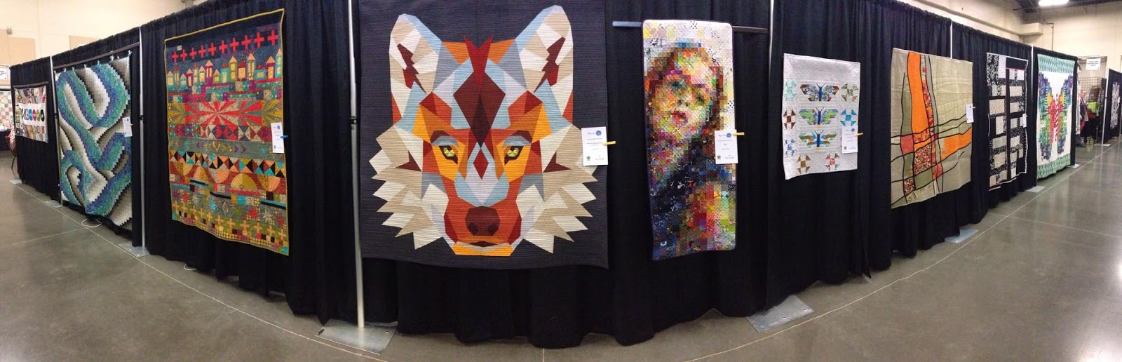 Wonkyworld Clark County Quilters Show