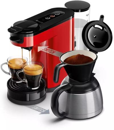 Beste Senseo koffie apparaat: Philips Senseo Switch