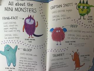 Mauno ja Muka-Monsterit