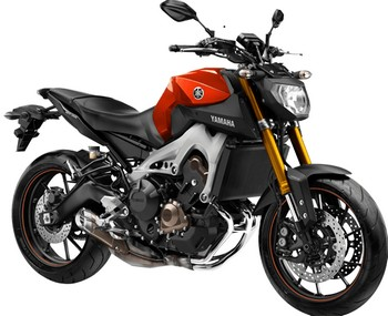 Harga Yamaha MT09
