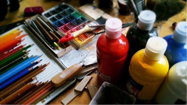 Integrate Art Workshops
