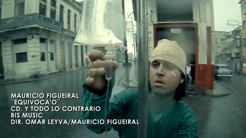 Mauricio Figueiral - ¨Equivoca´o¨ - Videoclip - Dirección: Omar Leyva - Mauricio Figueiral. Portal Del Vídeo Clip Cubano - 01
