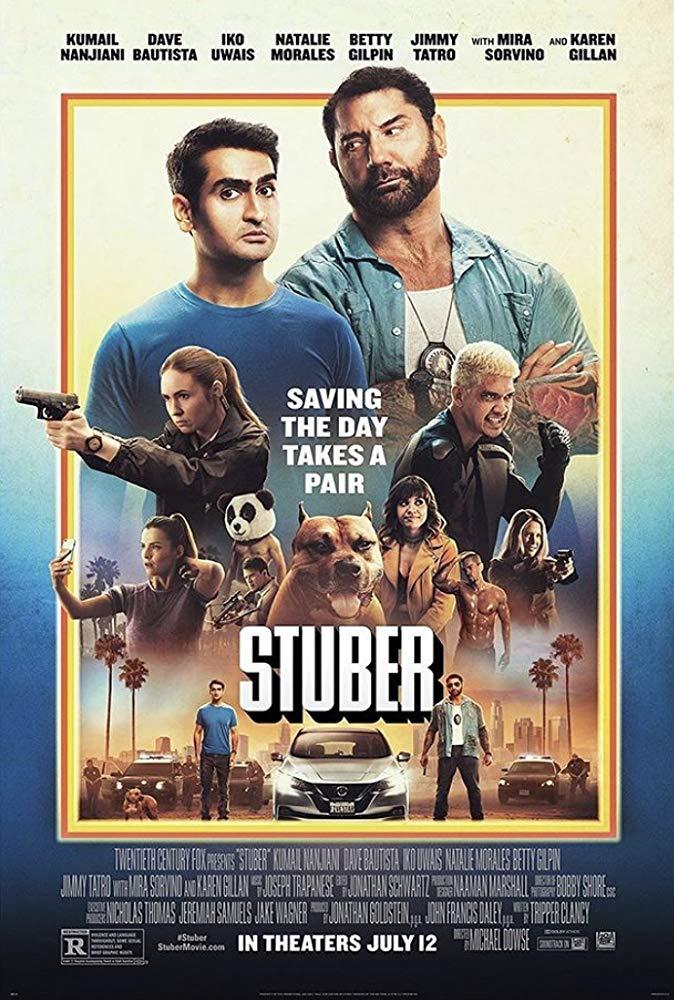 Review Filem Stuber