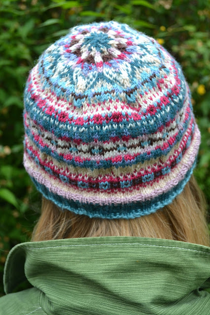 How To Knit Fair Isle Hat] Vogue Knitting Fair Isle Hat Ive Had ...