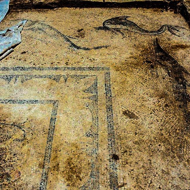 Η 1800 ετών οικία του Έλληνα αλιέα Φαίνου που ανακαλύφθηκε στην Μικρά Ασία