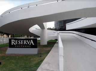 Presentes para Niterói e Super Quinta no Reserva Cultural