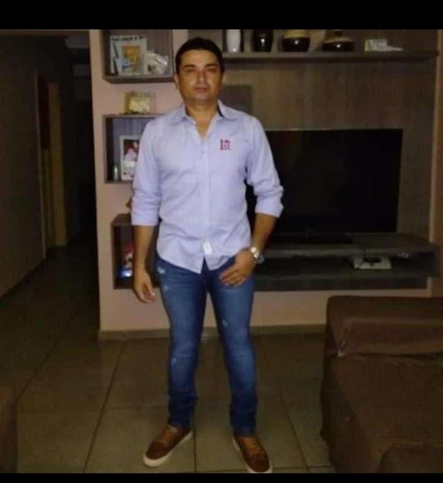 QUINTO óbito da Covid-19 em Barra D´Alcântara; motorista da prefeitura Ronnis Rodrigues morre aos 37 anos.