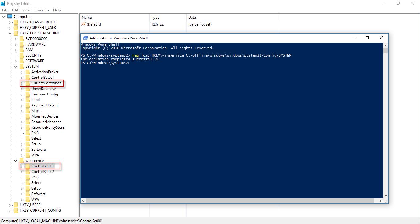 Cách tắt các dịch vụ mặc định trong service của windows khi rebuild lại bộ cài iso