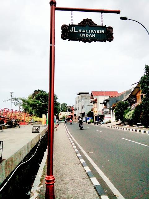 Jl. Kalipasir Indah