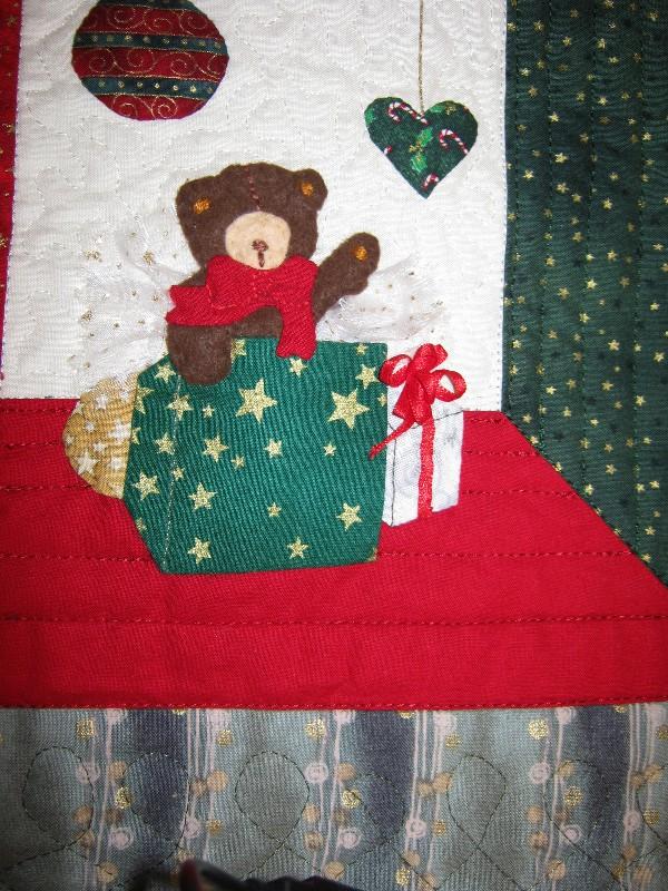 fischtown lady weihnachtsquilt im mai. Black Bedroom Furniture Sets. Home Design Ideas