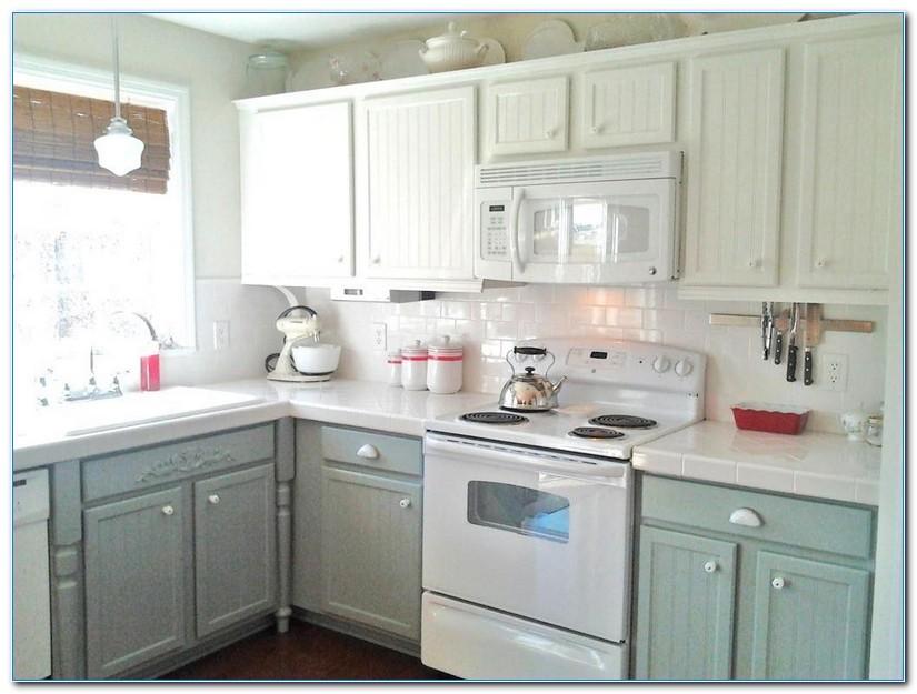 Chalk Paint Kitchen Cabinets Home Interior Exterior Decor Design Ideas
