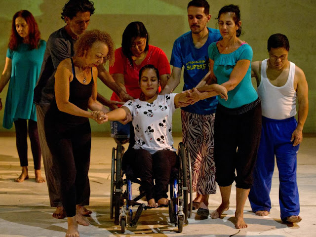 Caracas AM Danza, Disabled Venezuelans Reach New Heights Through Dance