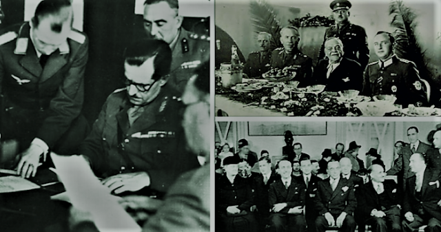Οι Κουίσλινγκ της Ελλάδος, χθες και σήμερα