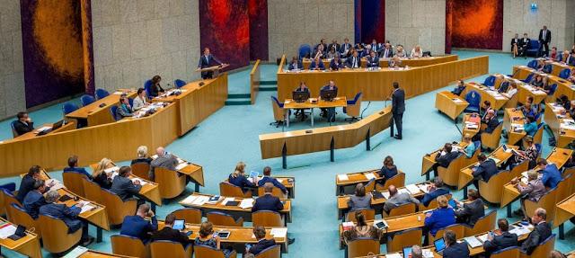 البرلمان الهولندي يدعو لاتخاذ تدابيرعقابية ضد الكيان الإسرائيلي في حال تنفيذ قرار الضم