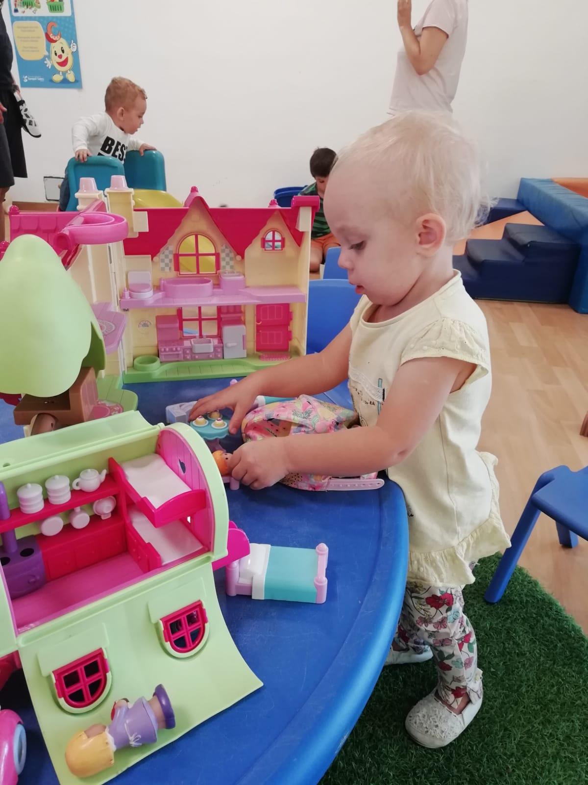 najlepsza sala zabaw dla dzieci