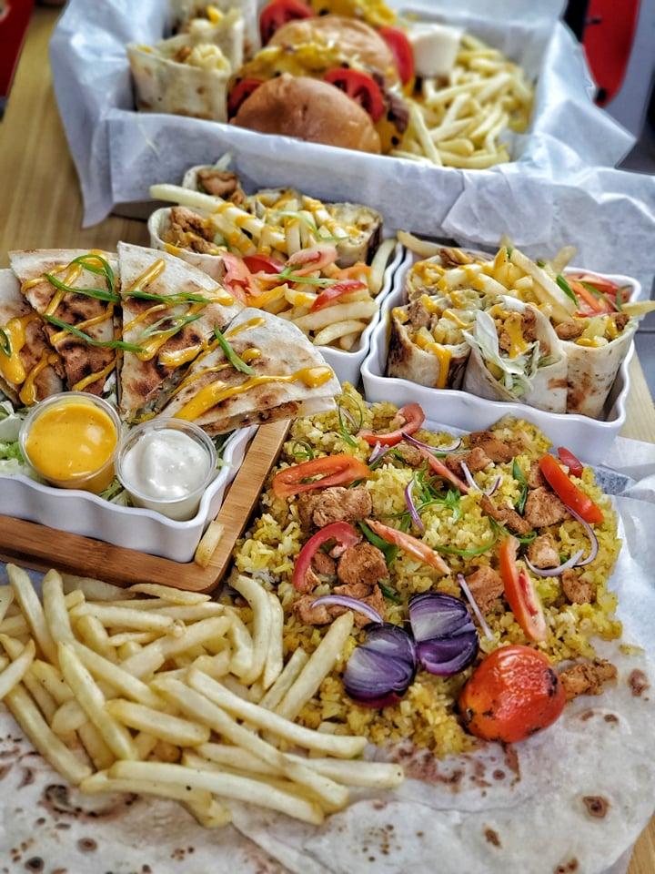 Try the Newest Dubai-inspired Shawarma Shop in CDO - Yalla Habibi Shawarma