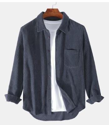 blusa masculina newchic