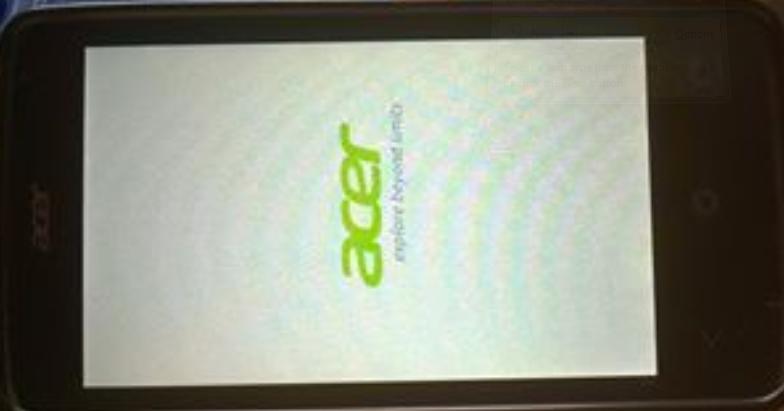 Cara install CWM ketika Acer Z4 bootloop