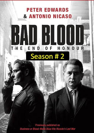 Poster Of Bad Blood 2018 Watch Online Free Download