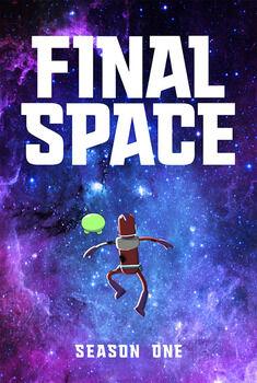 Final Space 1ª Temporada Torrent - WEB-DL 720p Dual Áudio