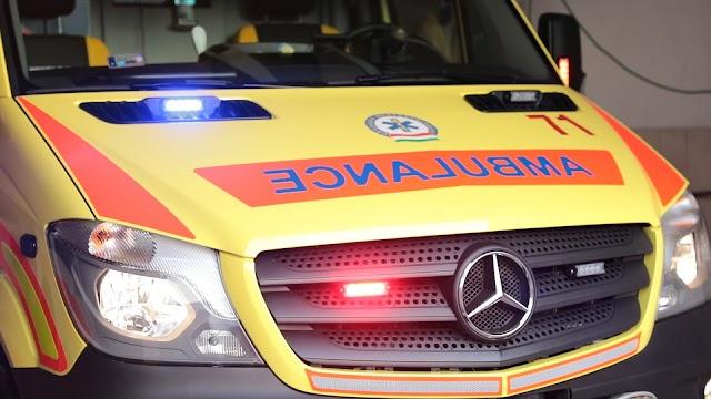 Új mentőautót kapott a mezőcsáti mentőállomás