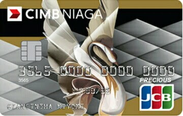 CIMB Niaga Precious Card
