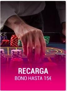 Goldenpark casino bono recarga hasta 20-6-21