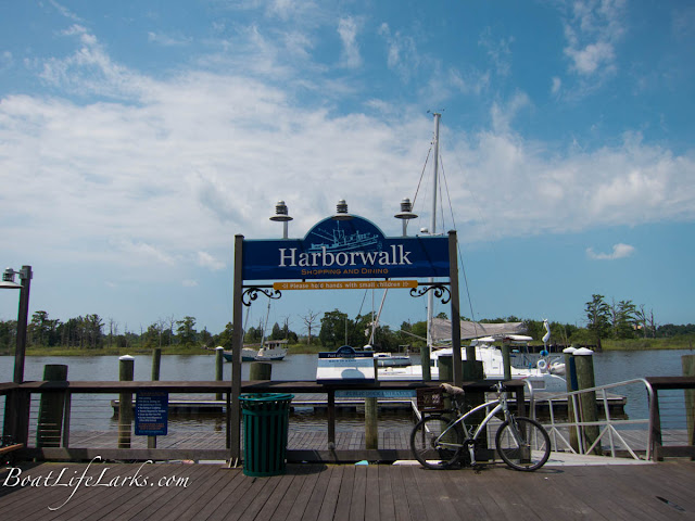 Georgetown, SC Harborwalk