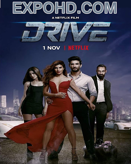 Drive (2019) Hindi Movie Download 720p | 1080p | HDRip x265