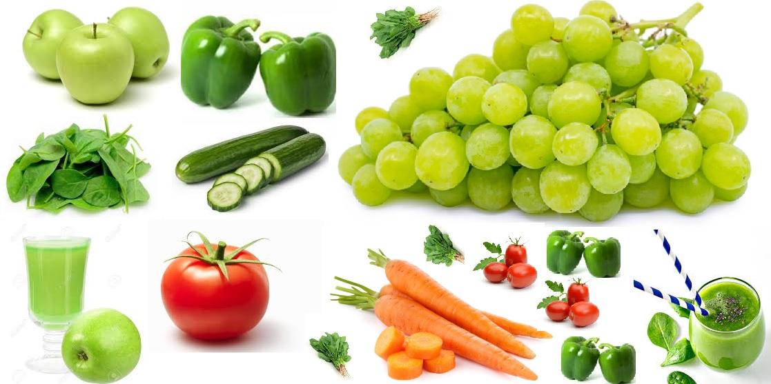 THE SUPER GREEN RECIPE