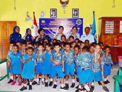 Yayasan Hang Tuah Cabang Jayapura Peringati HUT ke 72
