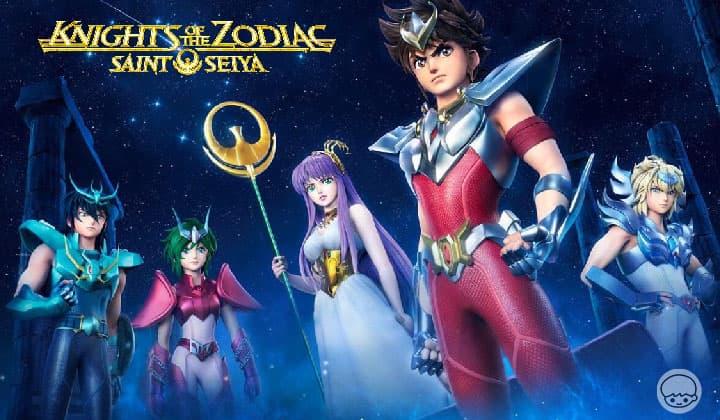 Saint Seiya: Knights of the Zodiac - อนิเมะชื่อดังยุค 90s สู่รูปแบบ 3D สร้างใหม่สุดงดงาม