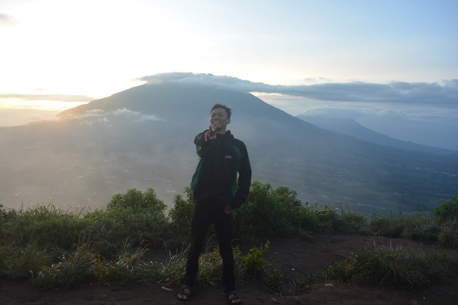 Gunung Andong Via Sawit