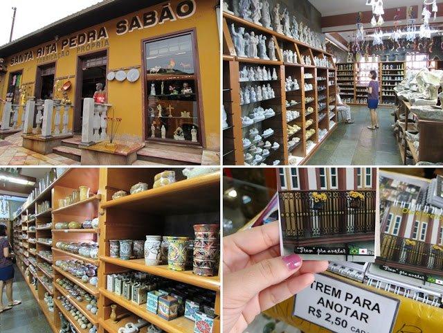 Roteiro de 1 dia por Ouro Preto e Mariana