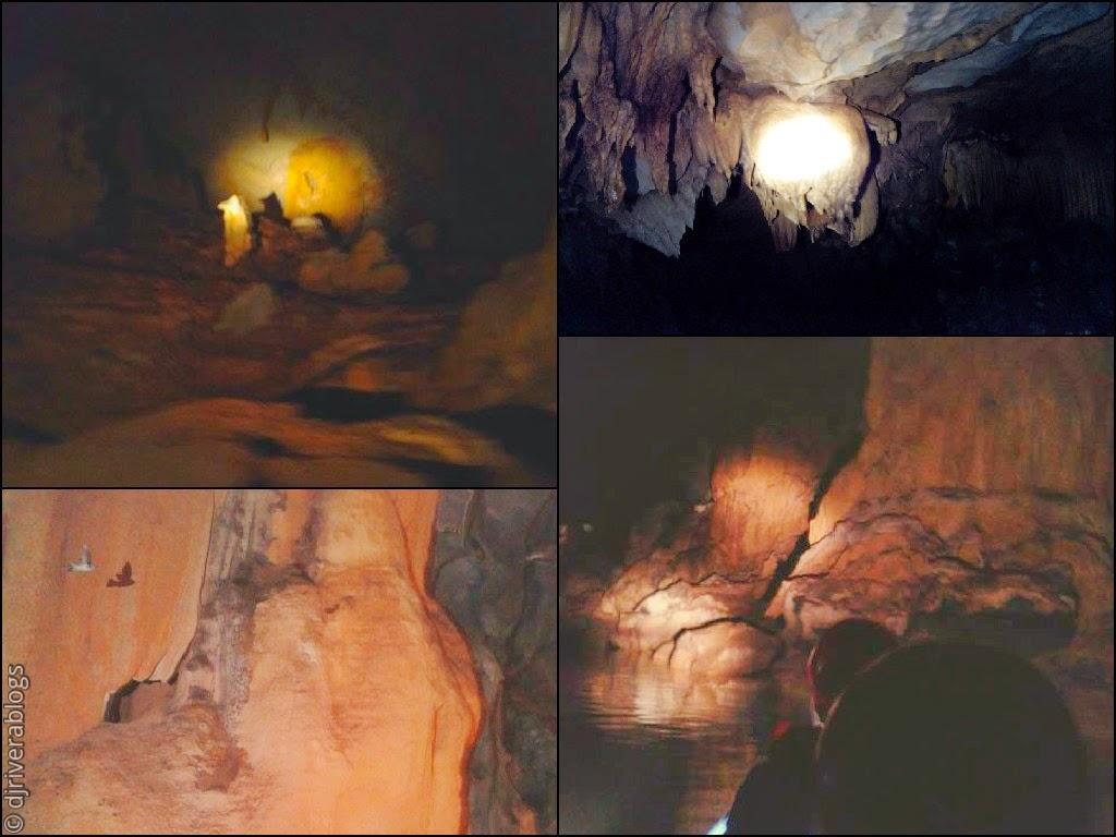 Puerto Princesa Underground River rock formations