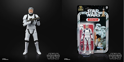 Star Wars: The Black Series George Lucas (in Stormtrooper Disguise) Action Figure by Hasbro