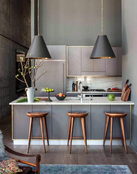 Maža virtuvė