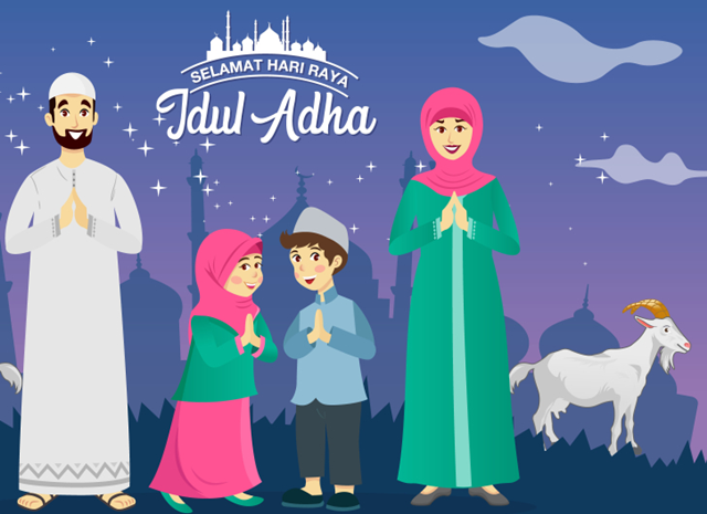 Kisah Inspiratif Nabi Ibrahim, Ismail dan Keluarga di Hari Raya Idul Adha - shutterstock