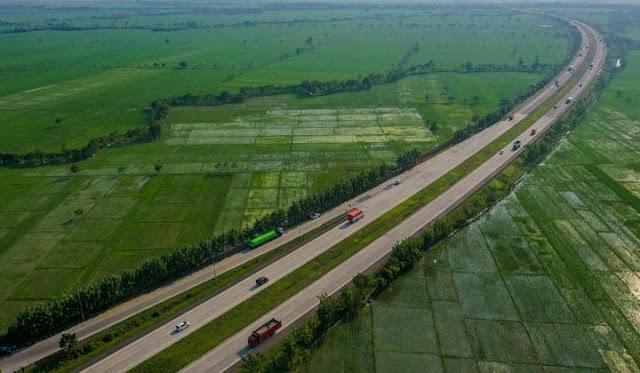 Tol Trans Jawa Padat, Jalur Satu Arah Sudah Diterapkan