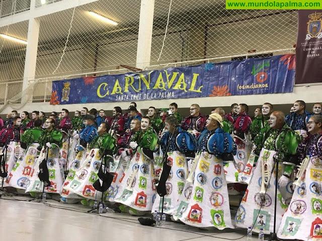 El Ayuntamiento agradece a Los Bambones su participación en el Carnaval y espera volver a contar con ellos en el futuro