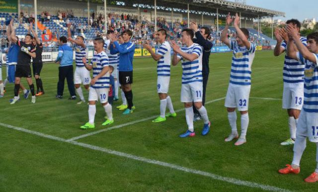«Севастополь» стал чемпионом Крыма