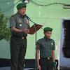 Jajaran Korem 141/Tp, Laksanakan Upacara Bendera