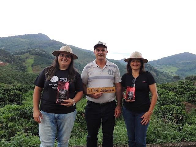 Cafeteria na zona rural é aposta de família de Carangola