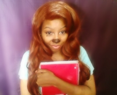 "Roxanne ""A Goofy Movie""  - Disney cosplay Jasmine MinYe (Max love interest)"