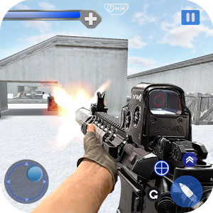 Counter Terrorist  Sniper Shooting | 25 MB