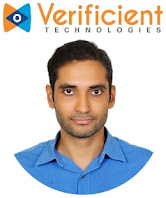 Raj Kumar, CEO of Verificient