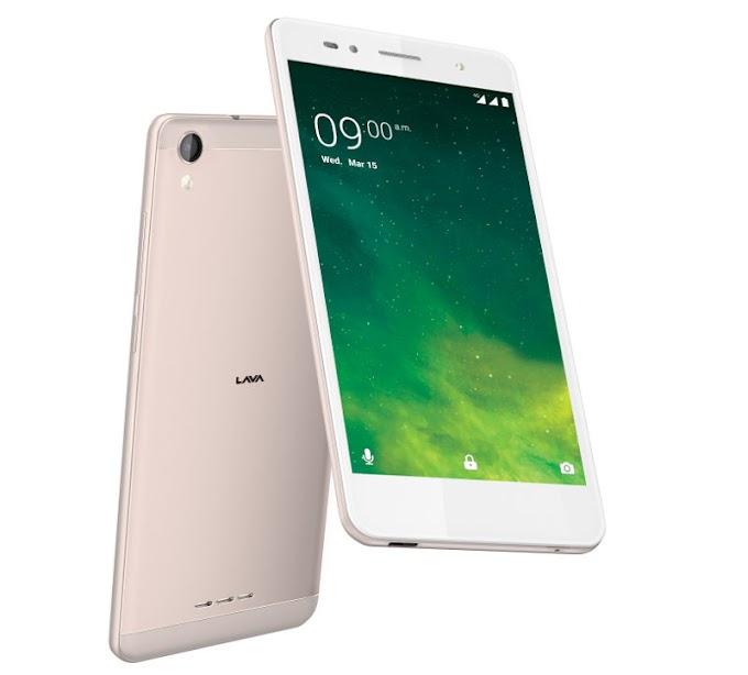 Lava Z10 और Z25 स्मार्टफोन