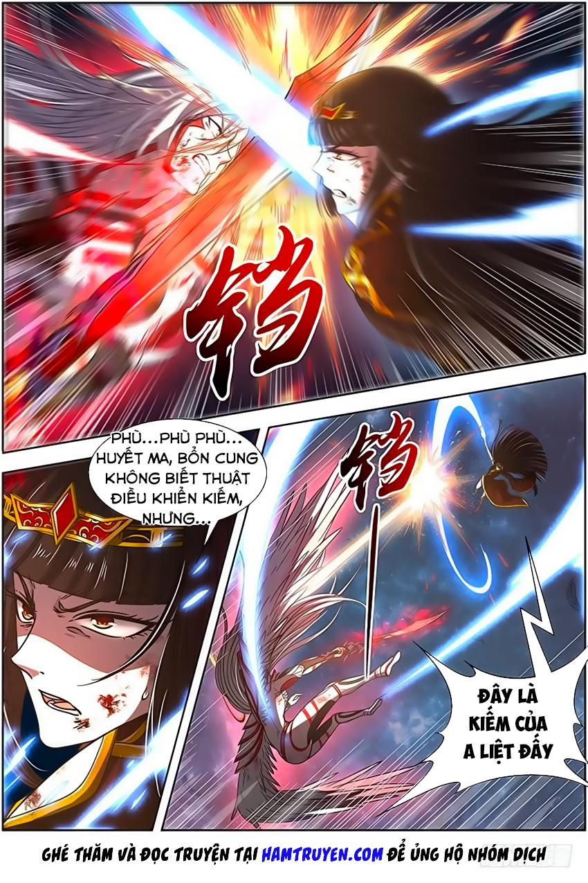 Ngự Linh Thế Giới Chapter 333 video - Hamtruyen.vn