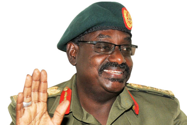 How General Sejusa lost final battle to retire from the army