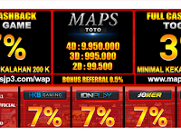 Link Altrnatif Mapstoto dan Daftar Hadiah Mapstoto Bandar Judi Togel Online Terpercaya